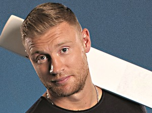 Freddie Flintoff artist photo