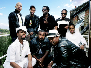 Hypnotic Brass Ensemble artist photo