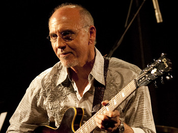 Larry Carlton artist photo