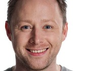 Daft Wee Stories: Limmy artist photo