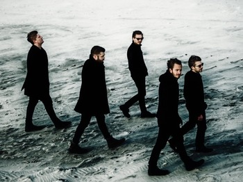 Editors + British Sea Power picture