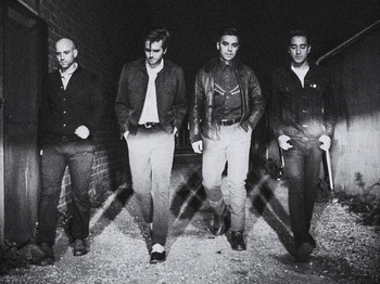 Lord Huron artist photo