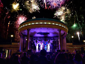 Eastbourne Bandstand venue photo
