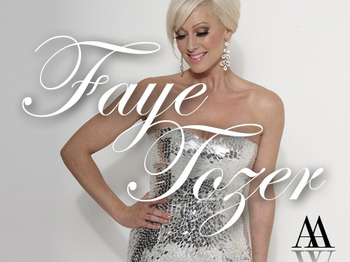 Faye Tozer artist photo