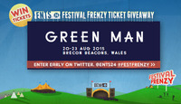 Flyer thumbnail for Green Man 2015 Festival