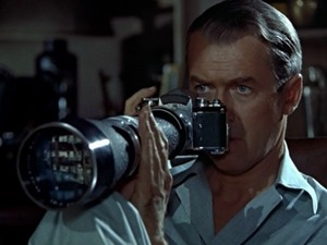 Film promo picture: Rear Window