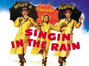 Film promo picture: Singin' In the Rain