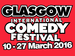 Glasgow International Comedy Festival 2016 event picture