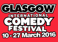 Glasgow International Comedy Festival 2016 artist photo