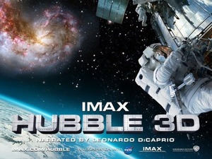 Film promo picture: Hubble IMAX 3D