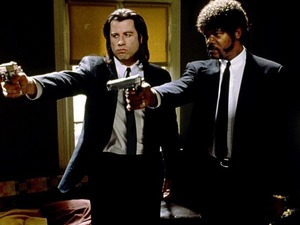 Film promo picture: Pulp Fiction