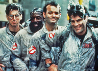 Ghostbusters (1984) artist photo
