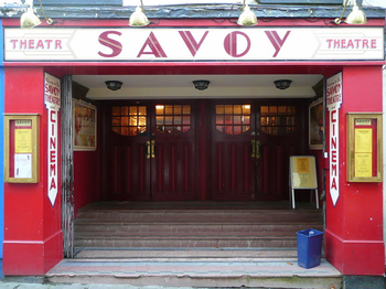 Savoy Theatre venue photo