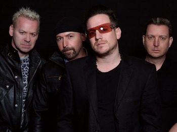 U2-2 Back At Butlins: U2-2 The Original Achtung Baby picture
