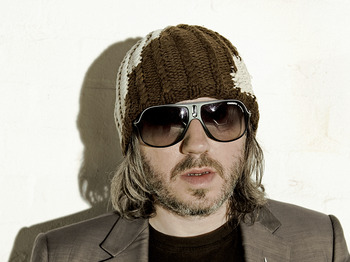 Badly Drawn Boy + Liam Frost picture