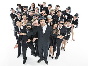 Melbourne Ska Orchestra artist photo