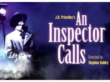 Inspector Calls poster