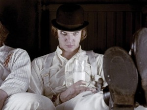 Film promo picture: A Clockwork Orange