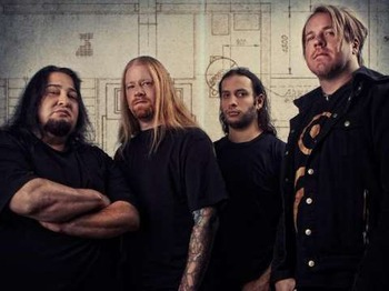 Fear Factory artist photo