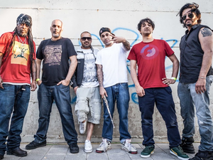 Asian Dub Foundation artist photo