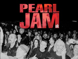 Pearl Jam UK artist photo