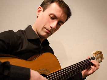 Contemporary Classical Guitar and Flute: Andreas Moutsioulis, Clarissa Payne picture