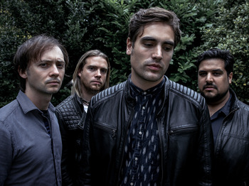 Fightstar artist photo