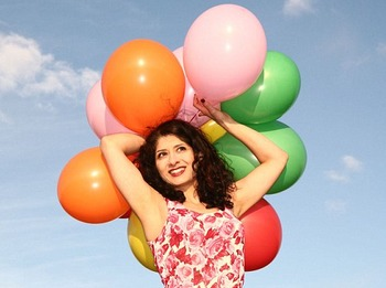 Shappi Khorsandi artist photo