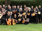 The Fretful Federation Mandolin Orchestra artist photo