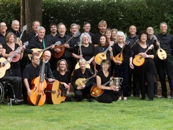 Eastbourne Festival Concert: The Fretful Federation Mandolin Orchestra + Pastores Ensemble picture