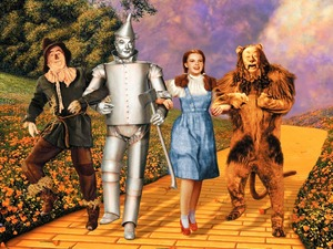 Film promo picture: The Wizard of Oz