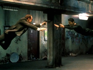 Film promo picture: The Matrix