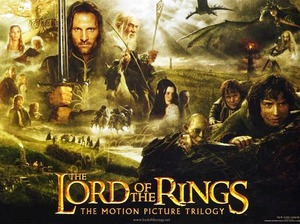 Film promo picture: The Lord Of The Rings Trilogy