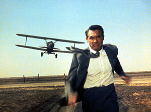 Film promo picture: North By Northwest