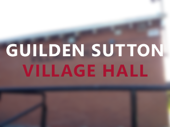 Guilden Sutton Village Hall venue photo