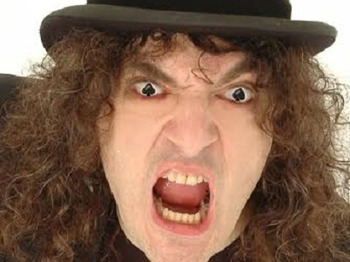 The Dark Sh*** Rises: Jerry Sadowitz picture