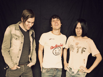 The Cribs picture