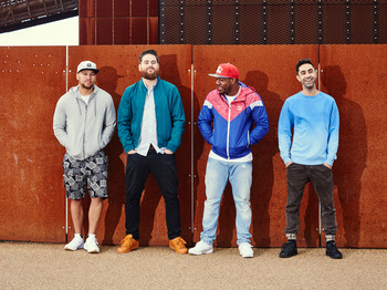 Metropolis & Drop The Mustard: Rudimental + Ben Pearce picture