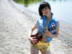 Peach Kelli Pop artist photo