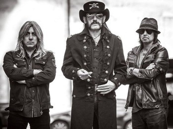 Motorhead + Anthrax picture