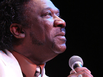 Mud Morganfield (AKA Muddy Waters Jr) artist photo