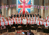 Burford Singers artist photo