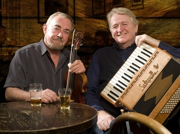 Hitchin Folk Club: Aly Bain & Phil Cunningham picture