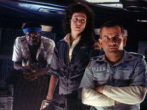 Film promo picture: Alien