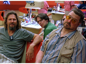 Film promo picture: The Big Lebowski