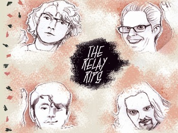 The Relay Rips artist photo