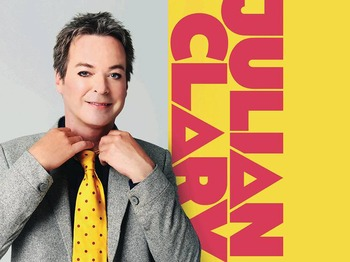 Position Vacant - Apply Within: Julian Clary picture