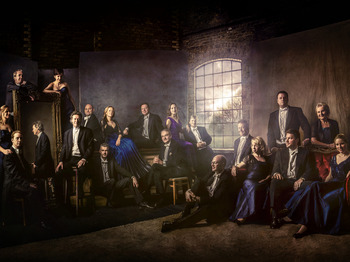 Christmas Concert: The Truth From Above: The Sixteen picture