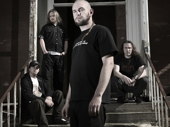Psycroptic + Dyscarnate picture