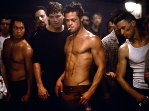 Film promo picture: Fight Club